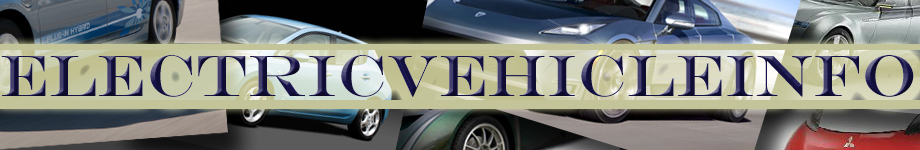 Electric Vehicles Rotating Header Image